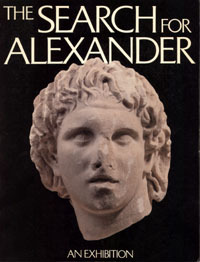 The Search for Alexander by Nicholas Yalouris