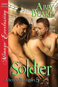 Soldier by Abby Blake