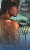 One Snowy Knight (The Dragons of Challon, #3)