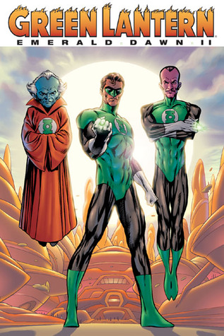 Green Lantern by Keith Giffen