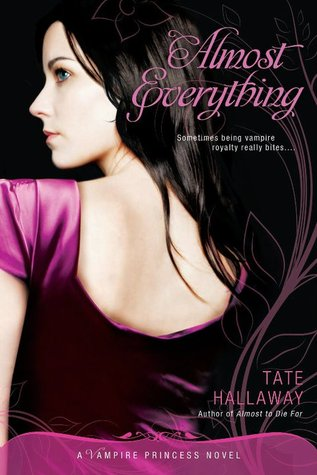 Almost Everything by Tate Hallaway