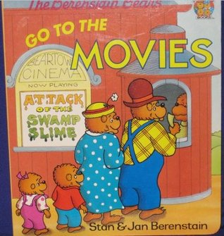 The Berenstain Bears Go To the Movies With Papa BearPlush by Stan Berenstain