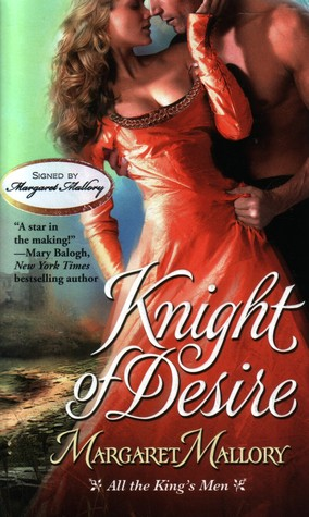 Knight of Desire (All the King's Men #1)