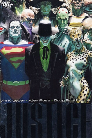 Justice, Volume 2 by Jim Krueger