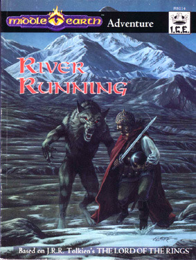 River Running (Middle Earth Role Playing/MERP #8114)