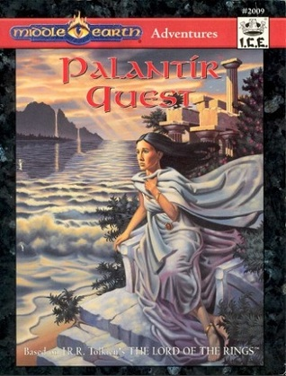 Palantir Quest (Middle Earth Role Playing/Merp #2009)