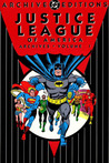 Justice League of America Archives, Vol. 1