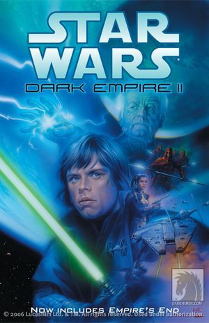 Dark Empire II by Tom Veitch