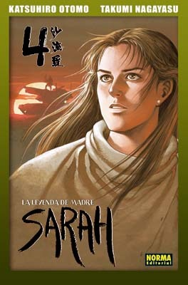 La Leyenda de Madre Sarah, No. 4 (The Legend of Mother Sarah #4)