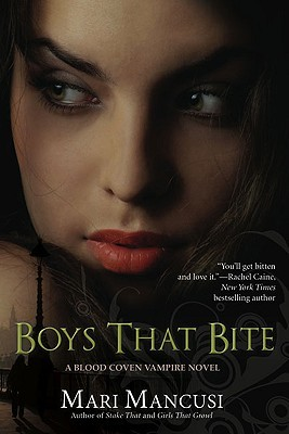 Boys that Bite by Mari Mancusi