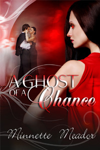 A Ghost of a Chance by Minnette Meador