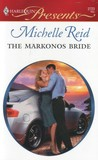 The Markonos Bride by Michelle Reid