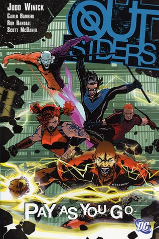 Outsiders, Vol. 6: Pay as You Go (Outsiders III #6)