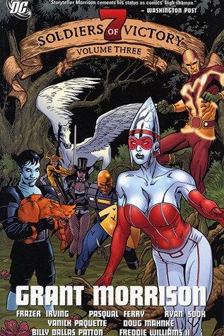 Seven Soldiers of Victory, Volume 3 by Grant Morrison