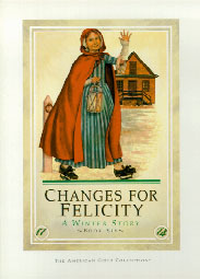 Changes for Felicity by Valerie Tripp