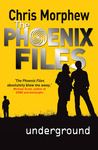 Underground (The Phoenix Files, #4)