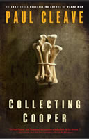 Collecting Cooper by Paul Cleave