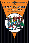 The Seven Soldiers of Victory Archives, Vol. 3