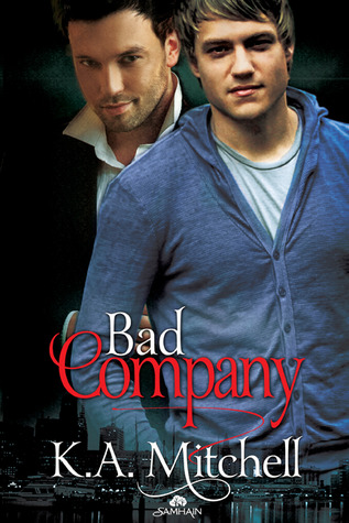 Bad Company by K.A. Mitchell