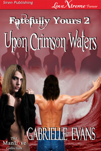 Upon Crimson Waters by Gabrielle Evans