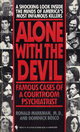 Alone With the Devil by Ronald Markman