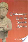 Customary law in South Africa