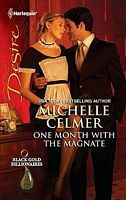 One Month with the Magnate (Black Gold Billionaires #2)
