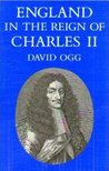 England in Reign of Charles II (2 volumes)