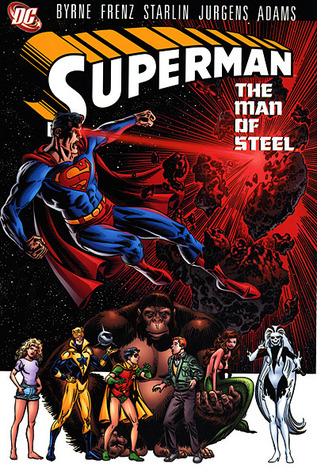 Superman: The Man of Steel, Vol. 6 (Superman: The Man of Steel #6)