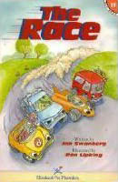 The Race (Hooked On Phonics, Book 19)
