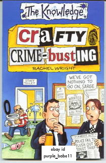 Crafty Crime Busting by Rachel Wright
