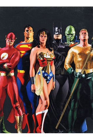 The World's Greatest Super-Heroes by Paul Dini