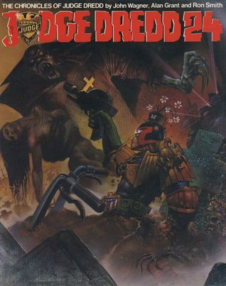 Judge Dredd Chronicles, #24