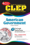 CLEP American Government w/ TestWare CD