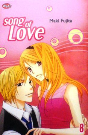 Song of Love Vol. 8