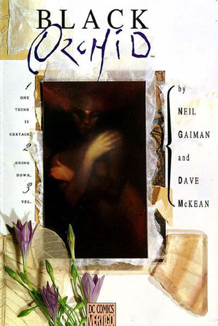 Black Orchid by Neil Gaiman