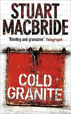 Cold Granite (Logan McRae #1)