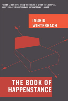 The Book of Happenstance by Ingrid Winterbach