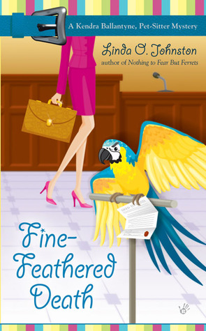 Fine-Feathered Death by Linda O. Johnston