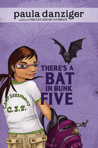 There's a Bat in Bunk Five (Marcy Lewis #2)