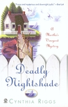 Deadly Nightshade (Martha's Vineyard Mystery, #1)