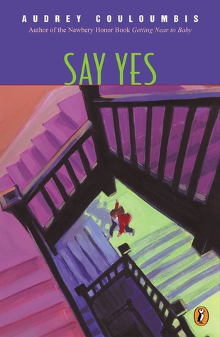 Say Yes by Audrey Couloumbis