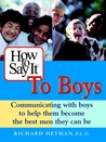 How To Say It To Boys