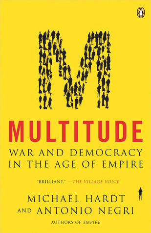 Multitude by Michael Hardt