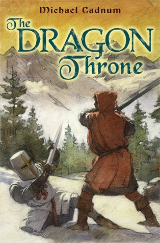 The Dragon Throne (Crusader Trilogy #3)