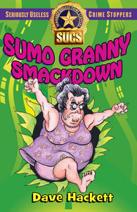 Sumo granny smackdown (Seriously useless crime stoppers)