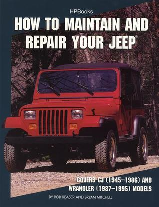 How to Maintain and Repair Your JeepHP1369