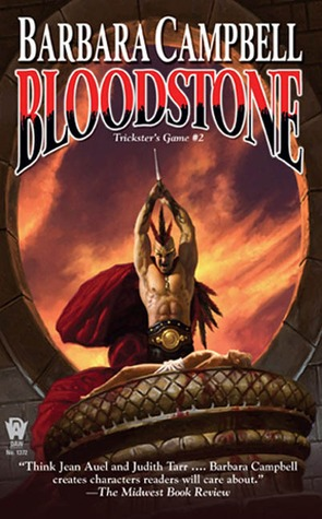 Bloodstone (Trickster's Game, #2)