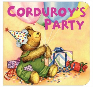 Corduroy's Party by Lisa McCue