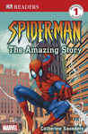 Spider-Man: The Amazing Story (DK Reader - Level 1)